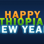 Happy New Year Ethiopian card Addiscard.net